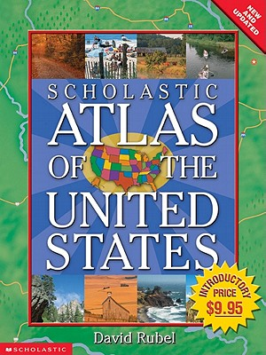 Image for Scholastic Atlas Of The World