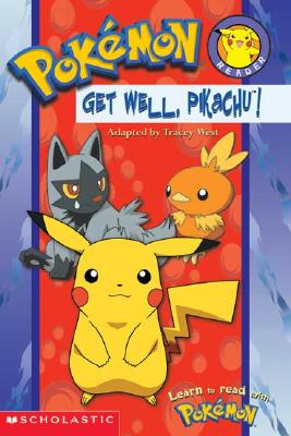 Image for Pokemon: Get Well Pikachu (Level 2)