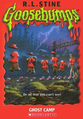 """Ghost Camp, """"Stine, R.L."""""""