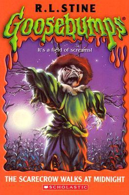 """Scarecrow Walks at Midnight, The"", ""Stine, R.L."""