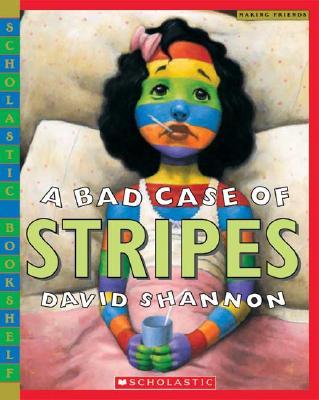 Image for A Bad Case of Stripes (Scholastic Bookshelf)