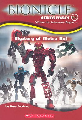 Image for Bionicle Adventures #1: Mystery of Metru Nui