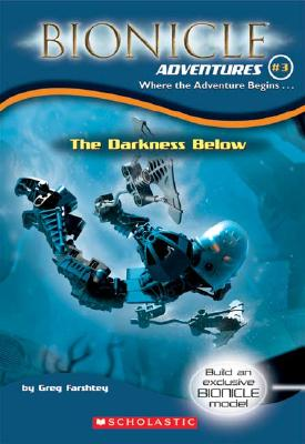 Image for Bionicle Adventures #3: The Darkness Below