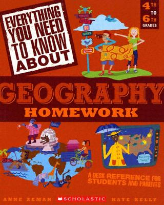 Image for Everything You Need To Know About Geography Homework (Everything You Need to Know About)