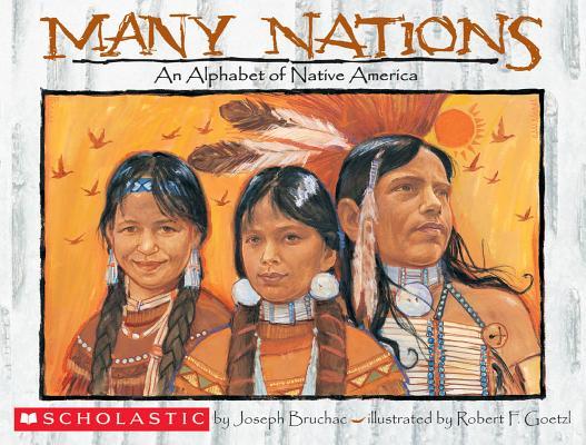 Image for Many Nations: An Alphabet of Native America