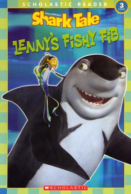 Image for Shark Tale: Lenny's Fishy Fib (Scholastic Reader, Level 3)