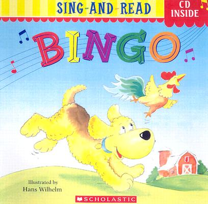 Image for Sing-And-Read: B I N G O