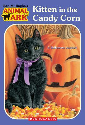 "Image for ""Kitten in the Candy Corn (Animal Ark Holiday Treasury, Halloween)"""