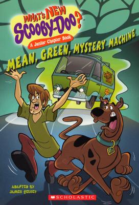 Image for Scooby-Doo! Mean Green Mystery Machine