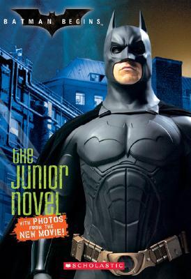 Image for Batman Begins: The Junior Novel