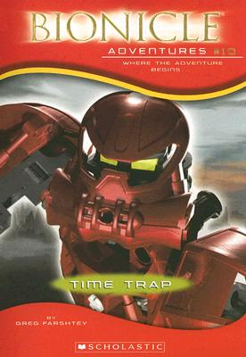 Image for Time Trap (Bionicle Adventures, No. 10)