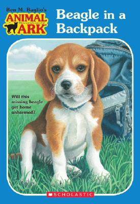 Image for Beagle in a Backpack (Animal Ark Holiday Treasury, No. 45)