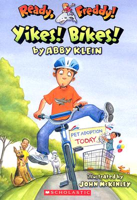 Image for Ready, Freddy! #7: Yikes Bikes!