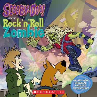 Scooby-doo And The Rock 'n' Roll Zombie (Scooby-doo 8x8), Jesse Leon McCann