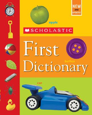 Image for Scholastic First Dictionary
