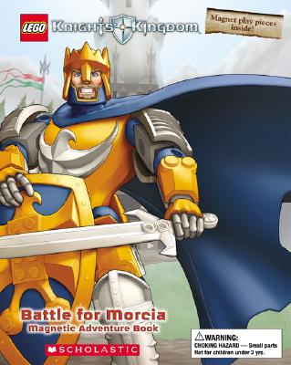 Battle for Morcia Magnetic Adventure Book (Knights Kingdom), Lego