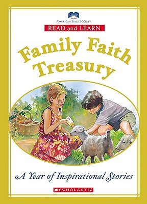 Image for Read and Learn Family Faith Treasury: Year of Inspirational Stories (Read and Learn Family Treasury)