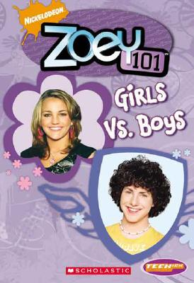 Image for Zoey 101: Chapter Book #8: Girls Vs. Boys (Teenick)