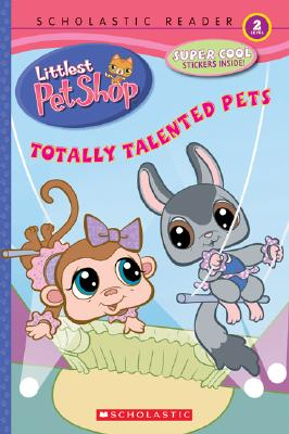 """Totally Talented Pets (Littlest Pet Shop), """"Skies, Cecile, Scholastic, Inc"""""""