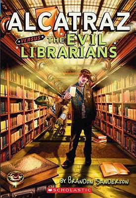 Image for Alcatraz Versus The Evil Librarians