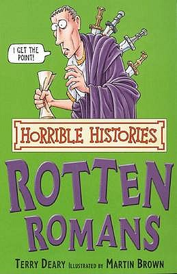 Image for The Rotten Romans (Horrible Histories) (Horrible Histories) (Horrible Histories)
