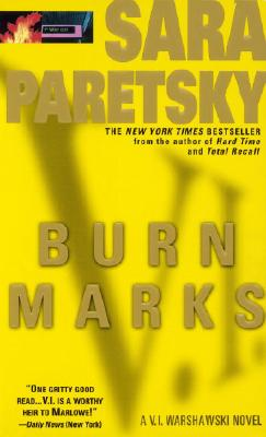 Burn Marks, Sara Paretsky
