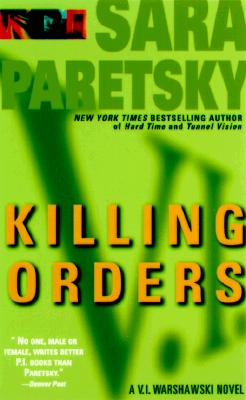 Killing Orders, Paretsky, Sara
