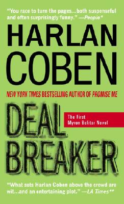Image for Deal Breaker (Myron Bolitar Mysteries (Paperback))