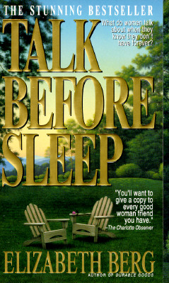 Image for Talk Before Sleep