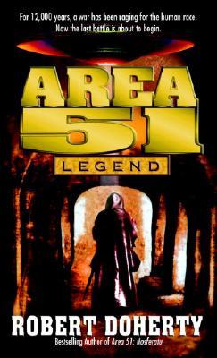 Area 51 : Legend, ROBERT DOHERTY