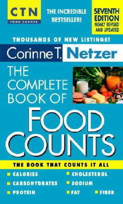 "Image for ""The Complete Book of Food Counts, 7th edition"""