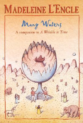 "Image for ""Many Waters (Time Quartet, Bk. 4)"""