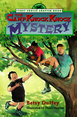 Image for The Camp Knock Knock Mystery (Yearling First Choice Chapter Book)