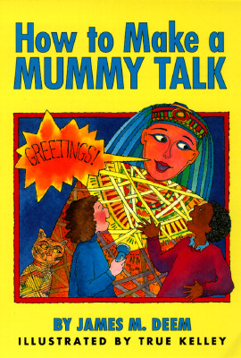 Image for HOW TO MAKE A MUMMY TALK
