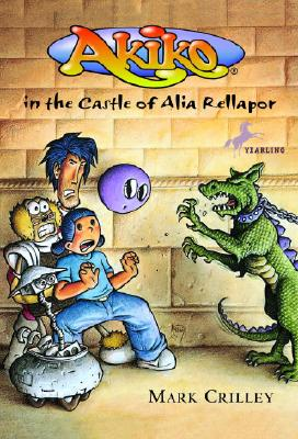 Akiko in the Castle of Alia Rellapor, Mark Crilley