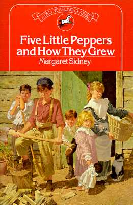 Image for Five Little Peppers and How They Grew (Dell Yearling Classic)