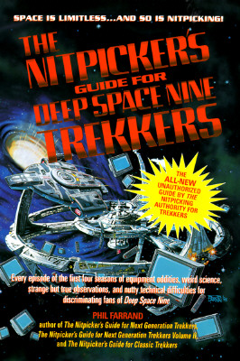 Image for Nitpicker's Guide for Deep Space Nine Trekkers