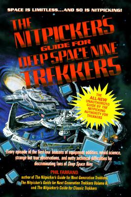 Image for Nitpicker's Guide for Deep Space Nine Trekkers