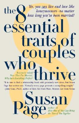 Image for 8 ESSENTIAL TRAITS OF COUPLES WHO THRIVE
