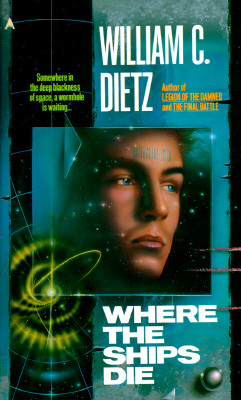Image for Where the Ships Die (Ace Science Fiction)