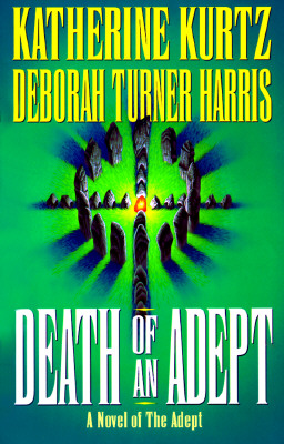 Image for Adept: Death of an Adept