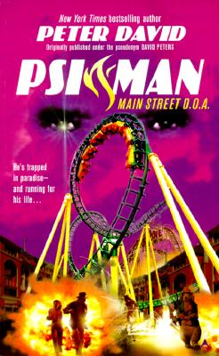 Image for Psi-Man 03: Main Street D.O.A.