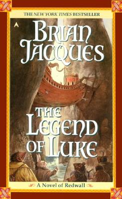 Image for The Legend of Luke (Redwall, Book 12)