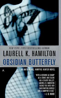 Image for Obisidian Butterfly  (Bk 9 Anita Blake  Vampire Hunter)