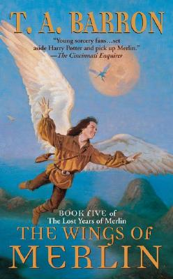Image for The Wings of Merlin (Lost Years Of Merlin, Book Five)