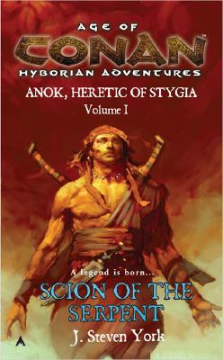 Image for Scion of the Serpent : Anok, Heretic of Stygia Volume I