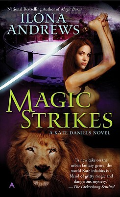Image for Magic Strikes