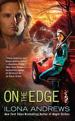On the Edge (The Edge, Book 1), Andrews, Ilona