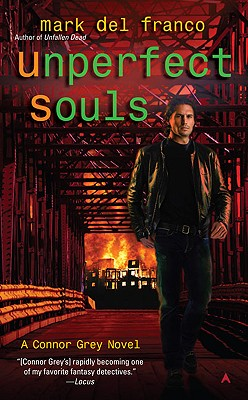 Image for UNPERFECT SOULS A CONNOR GREY NOVEL