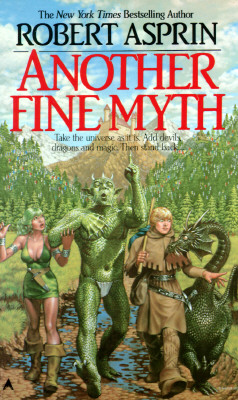 Image for Another Fine Myth (Myth, Book 1)